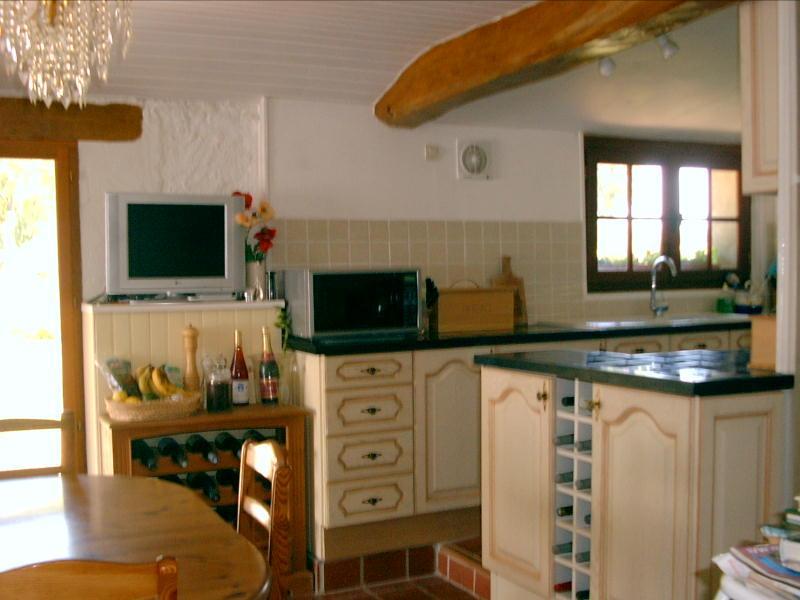 Ferme cuisine-salle à manger