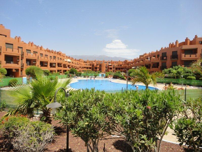 Apartment Casa Soleada, holiday rental in El Medano