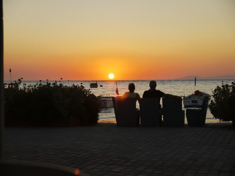 Sunset in Didum