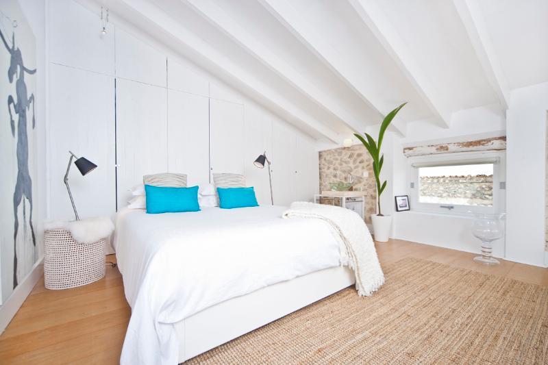 Oberen Schlafzimmer
