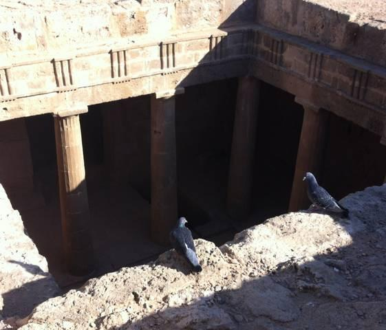 Tomb of the Kings - just one of the incredible archaeological sites to visit nearby
