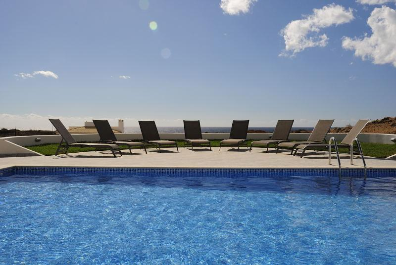 Did we mention the heated pool and sea view?
