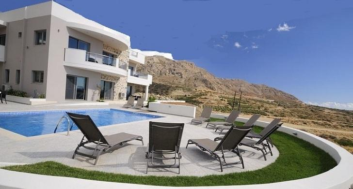 Welcome to Villa Danae Crete