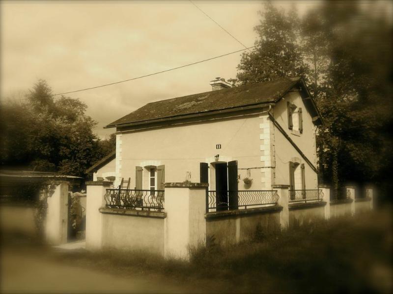 La Braudière, a house with a history....