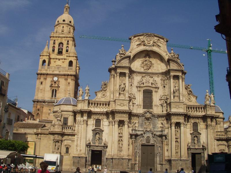 Murcia city Cathedral
