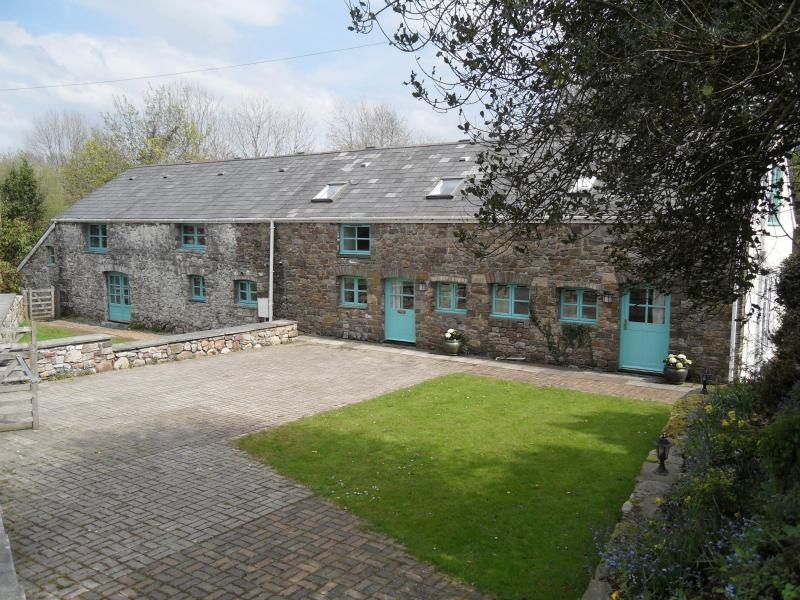 Glyn Cynwal Isaf Cottage, location de vacances à Swansea