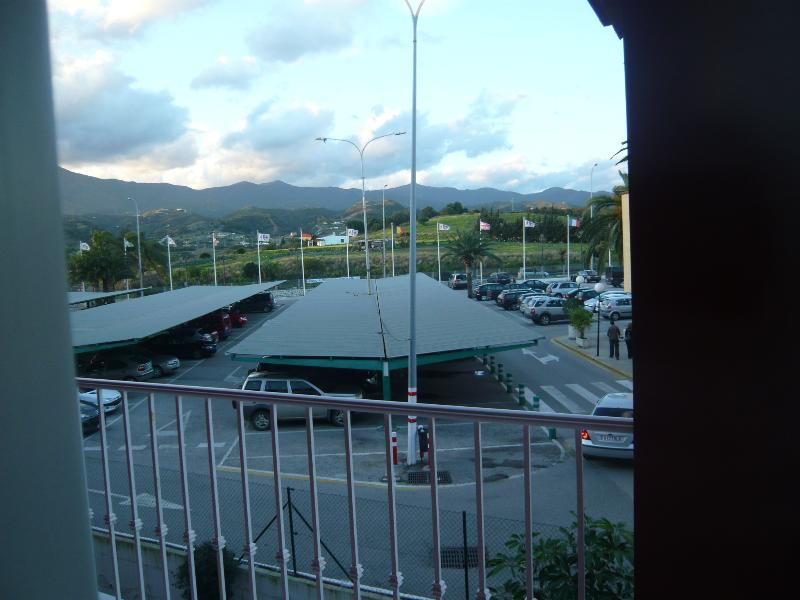 View from rear of Apartment Over Carrefour
