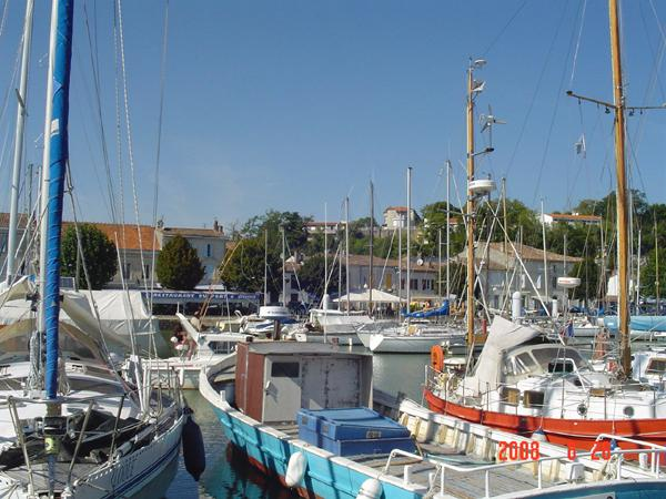 Port and harbour