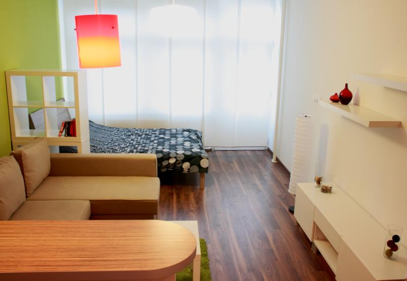 Studio Smarty Stozice, holiday rental in Ljubljana