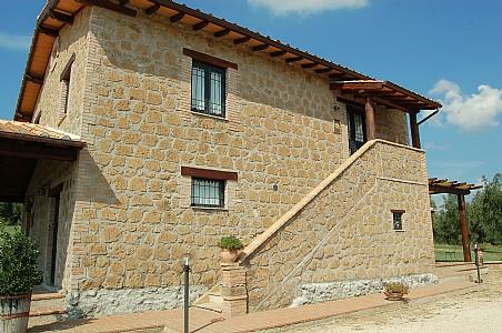 Vescovile Villa Sleeps 8 with Pool - 5228738, vacation rental in Casperia