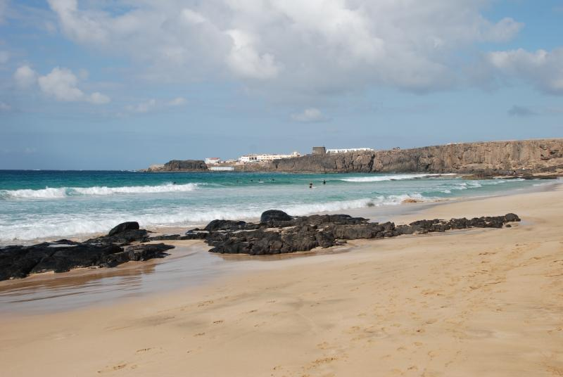 Just one of many, many fantastic beaches
