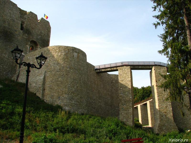 Neamt 15th Century Citadel (35 km from Piatra Neamt)