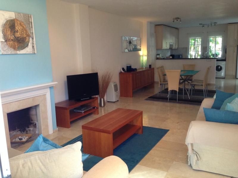 Benamara Cipresses (Ground Floor). 1st Floor apartment also available to rent, sleeps 5