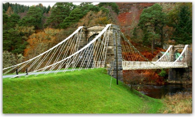 bridge invergarry