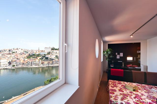 Apartment with the best view – semesterbostad i Porto