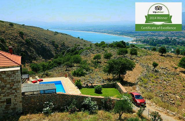 Experience villas, vacation rental in Exopoli