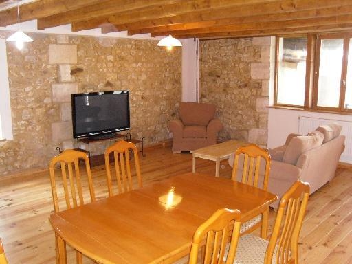 La Grange Courpignac, holiday rental in Reignac
