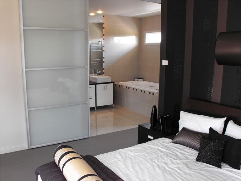 Master suite (spabad)