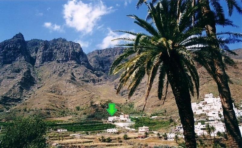 Valle de Agaete à Gran Canaria