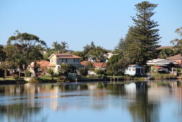 Narrabeen Lakefront Penninsula, alquiler vacacional en Collaroy Beach