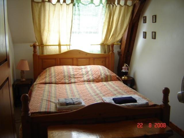 Second bedroom - Kingsize bed