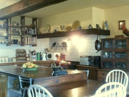 our farmhouse kitchen, the heart of our home