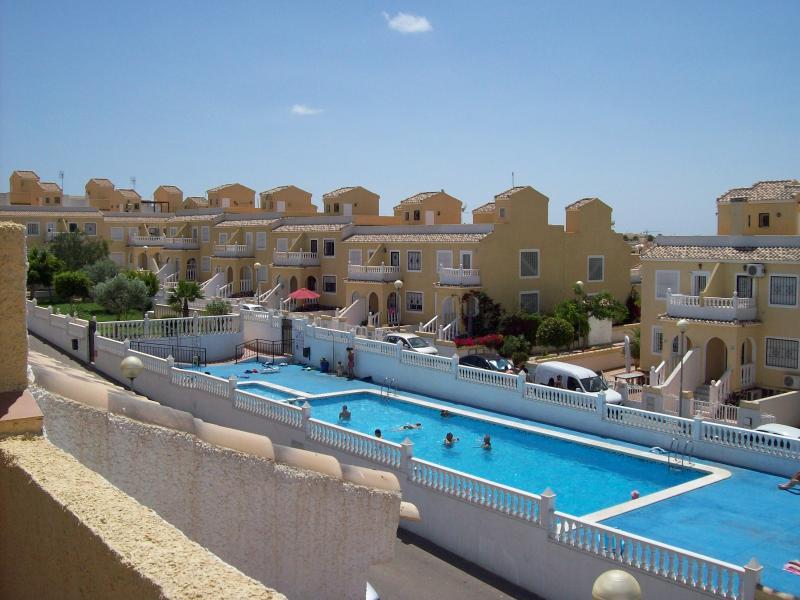 Casa community and pool