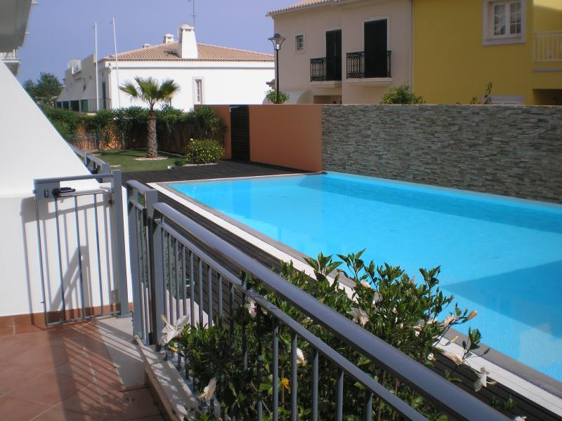 View from Patio-direct access to pool