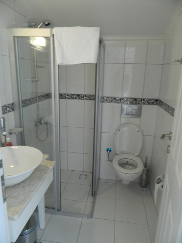 Upstairs Family bathroom 2.