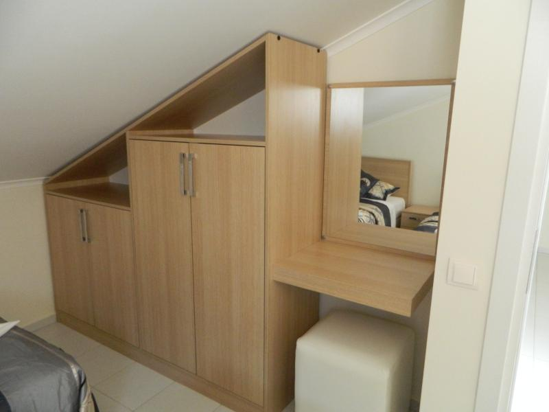 Bedroom 3 fitted wardrobes