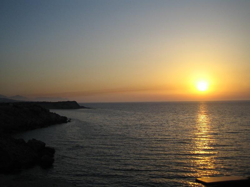 The Villa Sunset View