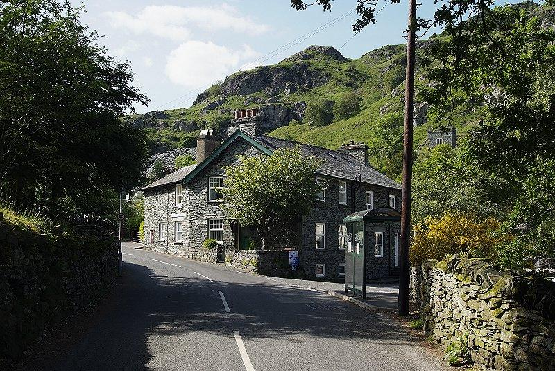 The Old Postmasters Cottage, holiday rental in Little Langdale