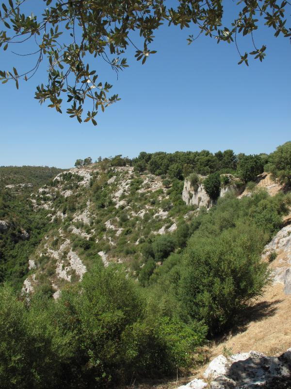 Noto Antica - Walks here also offer some fine views and an abundance of wildlife.
