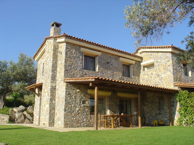 Alilea Villas, casa vacanza a Pilio