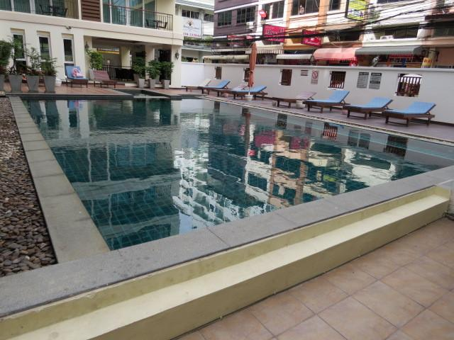 The Paradise Residence II 2404, holiday rental in Pattaya
