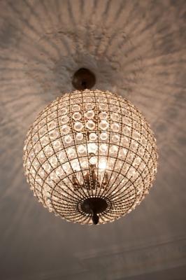 Lampe suspension chambre 1