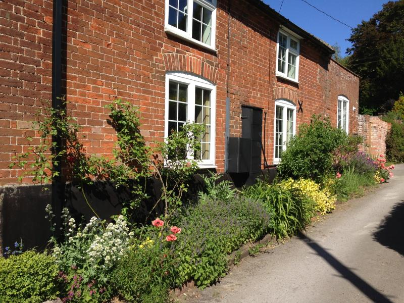 Mill Cottage Yoxford, holiday rental in Heveningham