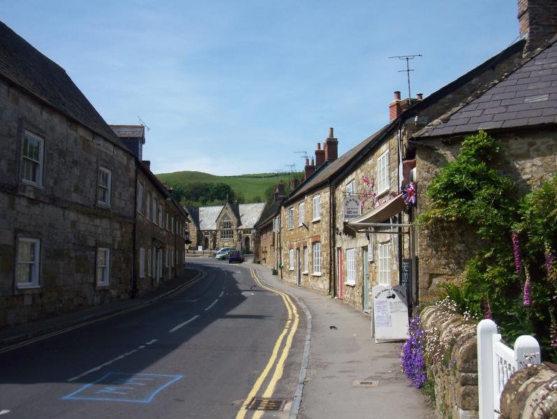 Abbotsbury Village, 14.5km East of Rosehill