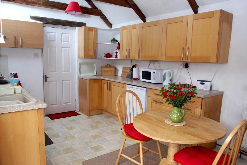 The Cottage, Little Trembroath, vacation rental in Falmouth