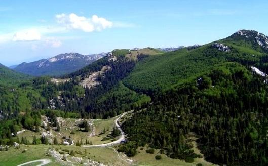 National park Northen Velebit (distance from the aparment: 35 km)