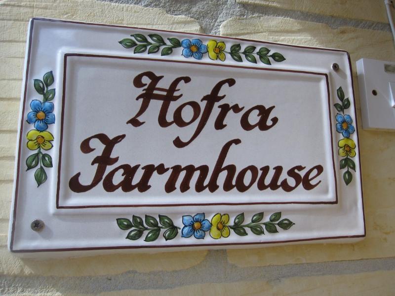 Hofra Farmhouse in Victoria Gozo, holiday rental in Victoria