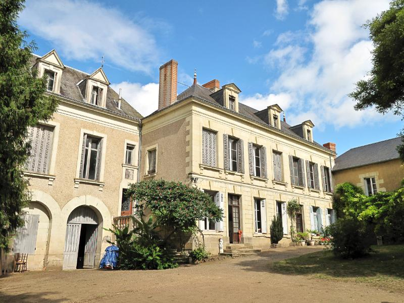 Chateau La Grande Maison, holiday rental in La Chaussee