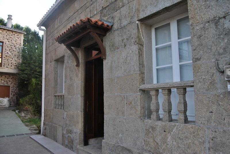 Casa en Pontecesures, 22 km Santiago de Compostela, alquiler vacacional en A Estrada
