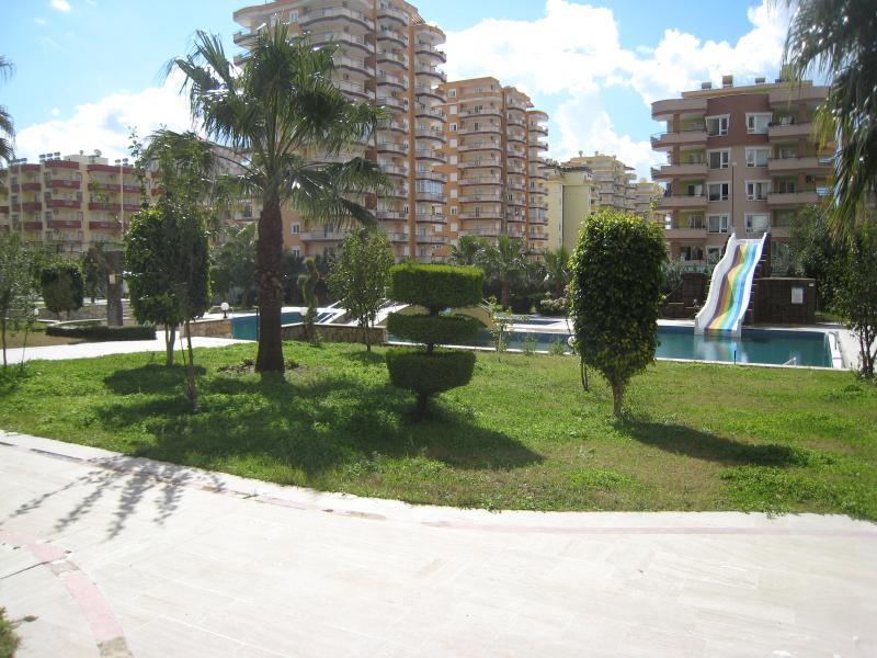 Toros1 Residence, holiday rental in Mahmutlar