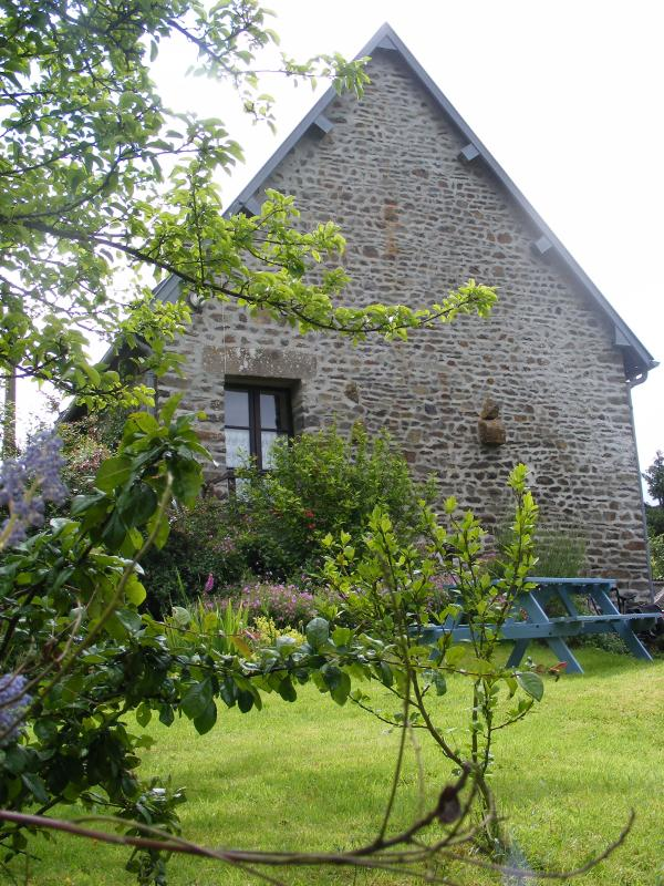 La Laiterie is the ideal gite for a couple or small family and has it's own sheltered garden ar