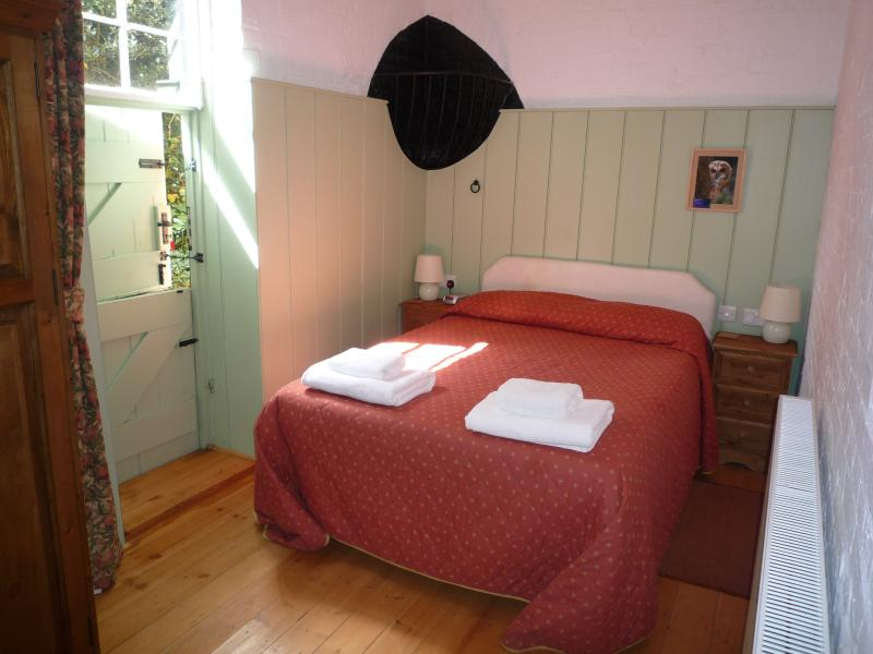 Bedroom in Saddle Room