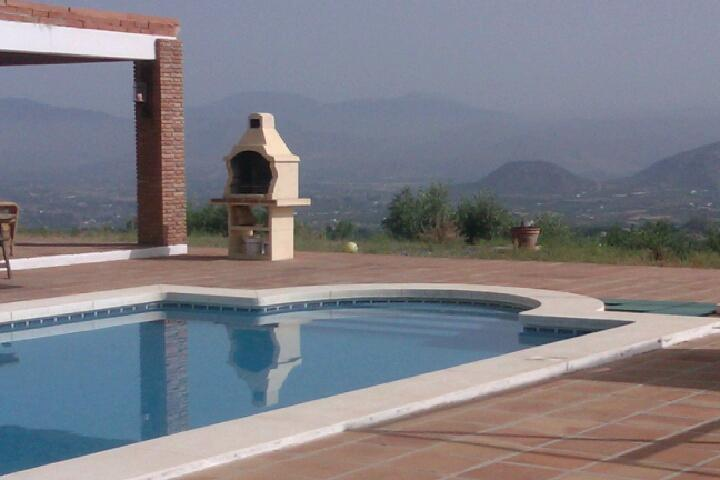 Cortijo Montana, holiday rental in Alhaurin el Grande