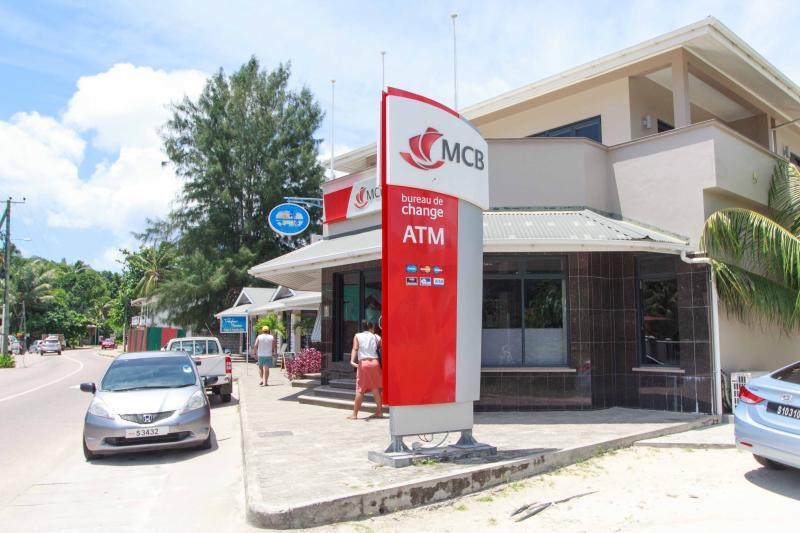 ATM and Bureau de Change