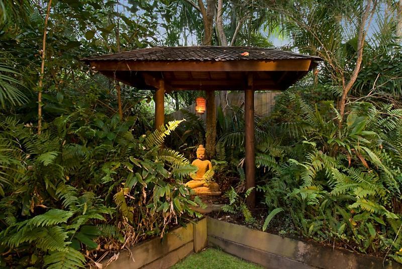 Budda jardim