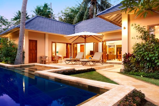 Garden Pool Villas 2 Bedrooms